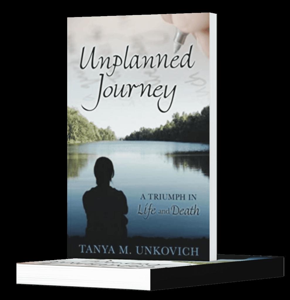 Tanya Unkovich. Unplanned Journey Book